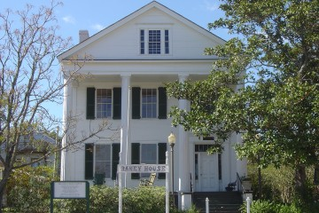 Image of the Apalachicola Historic District.