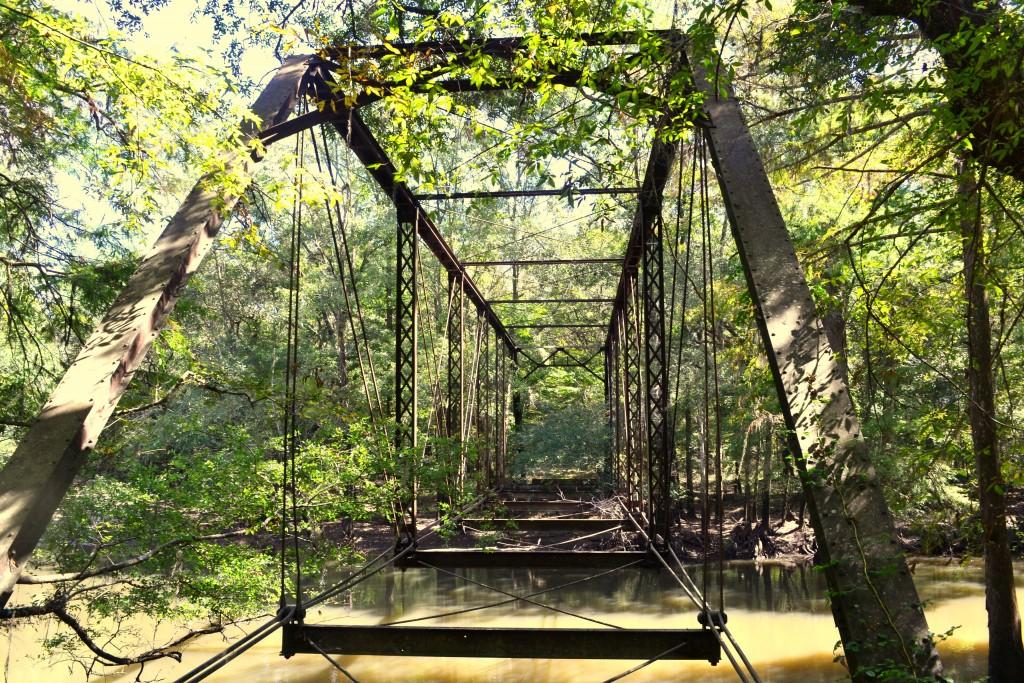 Image of Bellamy Bridge.