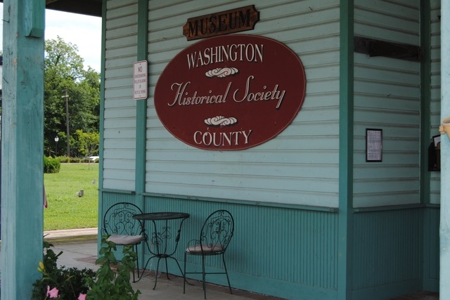 Image of the Washington County Historical Society in Chipley.