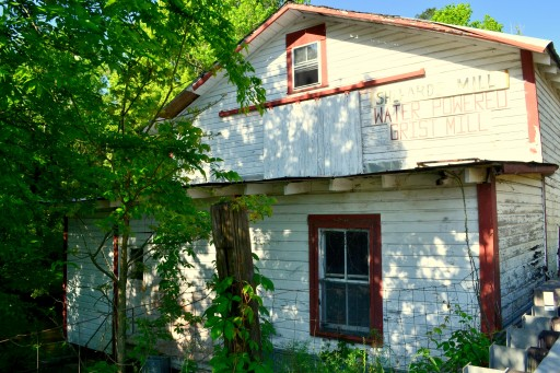 Image of a building at Shepard's Mill